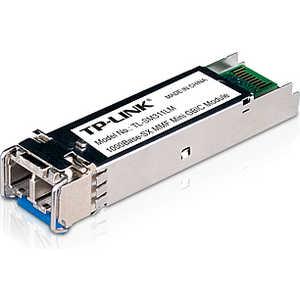 Многомодовый модуль MiniGBIC TP-LINK TL-SM311LM tp link tl poe200
