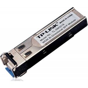 WDM Двунаправленный SFP модуль TP-LINK TL-SM321A цена