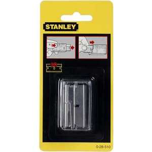 Лезвия Stanley для скребка 40мм 100 шт (1-11-515)