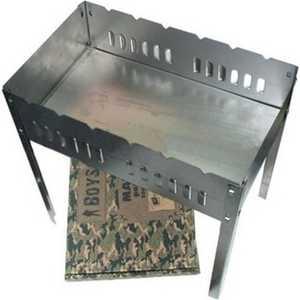 Мангал Boyscout (50х30х50см) мангал grillver партикс 730 эйр
