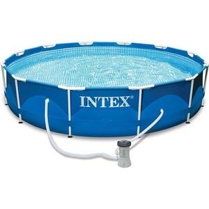 Каркасный бассейн Intex 3.66х0.76м (56996/28212) intex 28604