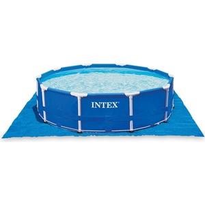 Настил для бассейна Intex для бассейна 2.44/3.05/3.66/4.57м (58932)/ 28048 фото