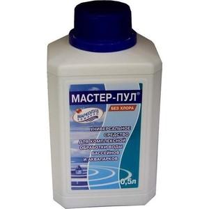 Маркопул Кэмиклс Мастер-Пул 0.5л безхлорное жидкое ср-во 4 в 1