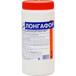 Дезинфецирующее средство для воды Маркопул Кэмиклс М18 Лонгафор таблетки 20г/1кг
