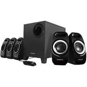 Компьютерные колонки Creative Speaker inspire T6300 5 1 колонки creative inspire t6300 22 5 7w black