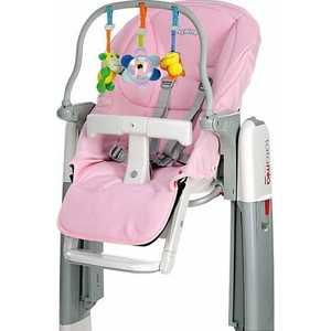 Комплект для стульчиков Peg-Perego Tatamia и Prima Pappa Newborn KIT TATAMIA ROSA чехлы/игровая панель (розовый)