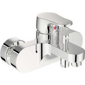 Смеситель для ванны Vidima One короткий излив (B0480AA/BA086AA) смеситель для ванны vidima one короткий излив b0480aa ba086aa