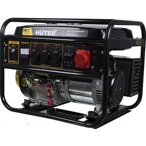 Генератор бензиновый Huter DY8000LX 3-х фазный