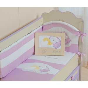 Комплект постельного белья Сдобина Мой маленький друг (фиолетовый) 50.112