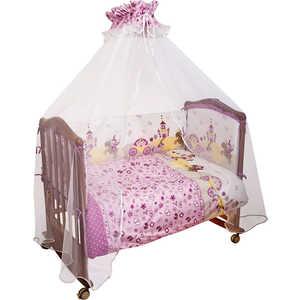 Комплект постельного белья Сонный Гномик Золушка (розовый) 307 комплект постельного белья сонный гномик пушистик розовый 710 2б
