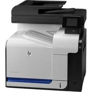 МФУ HP LaserJet Pro 500 color MFP M570dn (CZ271A) цена
