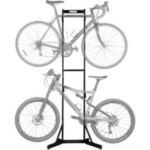 аксессуары для велосипедов и самокатов Держатель Thule для хранения 2-х велосипедов (5781)