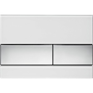 Панель смыва TECE square стекло белое, клавиши хром глянцевый (9240802) клавиши 30 x 45см page 3