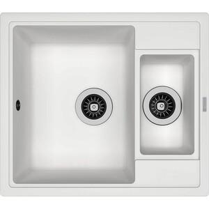 Кухонная мойка Florentina Липси 580 К жасмин FS (20.210.D0580.201)