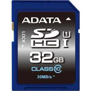 A-Data SDHC 32Gb Class10 ASDH32GUICL10-R Ultra speed micro securedigital 32gb a data sdhc class 10 uhs i a1 ausdh32guicl10a1 r