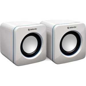 Компьютерные колонки Defender SPK-530 White колонки defender spk 530 white 2x2w usb интерфейс