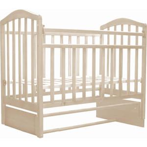 цена на Кроватка Антел Алита-5 слоновая кость