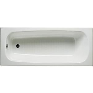 Чугунная ванна Roca Continental Antislip 140x70 с ножками