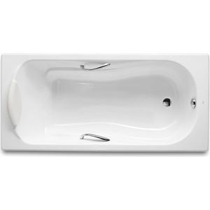 Чугунная ванна Roca Haiti 160x80 с ручками и ножками tarmo jõeveer minu haiti isbn 9789949479399