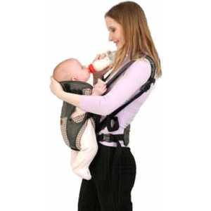цена на Рюкзак Baby Style кенгуру Бэбистайл Томик Джинс до 12 кг 1411940