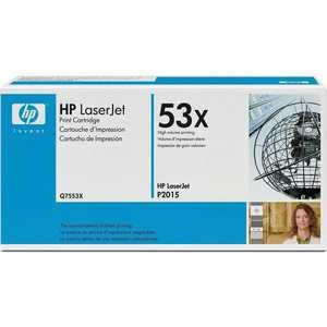 Картридж HP Q7553X картридж hp q7553a lj p2015
