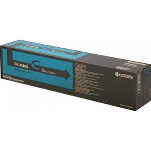 Kартридж Kyocera TK-8305C 15 000 стр. cyan для TASKalfa 3050ci/3550ci kyocera taskalfa 3253ci