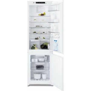 цена Встраиваемый холодильник Electrolux ENN 92853 CW онлайн в 2017 году