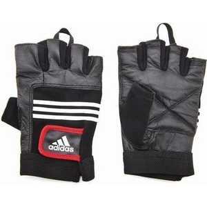 Фото - Перчатки тяжелоатлетические Adidas S/M (ADGB-12124) теплые перчатки для сенсорных дисплеев iglover zima s m grey