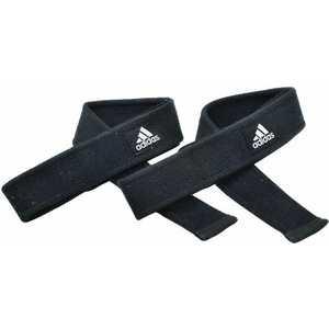 Ремень для тяги Adidas черный (ADGB-12141)