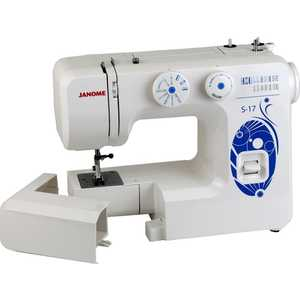 Швейная машина Janome S-17 стойка для аксессуаров v sport bt 413