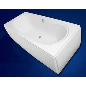 Акриловая ванна Vagnerplast Briana 180x80 bianco (VPBA180BRI2X-04) акриловая ванна vagnerplast veronela 180x80