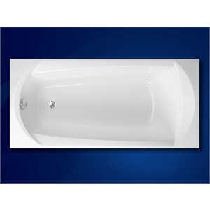 Акриловая ванна Vagnerplast Ebony 160x75 bianco (VPBA160EBO2X-04)