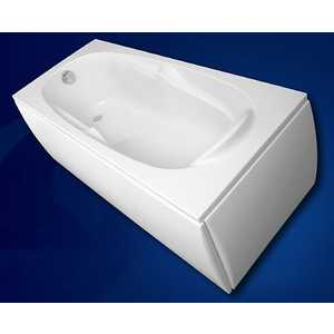 цены Акриловая ванна Vagnerplast Kleopatra 160x70 bianco (VPBA167KLE2X-04)