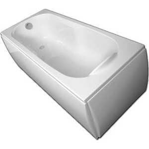 Акриловая ванна Vagnerplast Nymfa 160x70 bianco (VPBA167NYM2E-04) акриловая ванна vagnerplast veronela 160x70