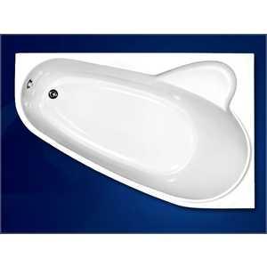 Акриловая ванна Vagnerplast Selena R 160x105 правая, bianco (VPBA163SEL3PX-04) акриловая ванна vagnerplast melite 160x105 правая vpba163mel3px 01