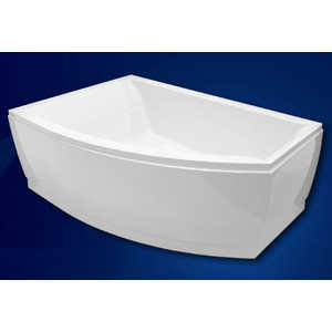 Акриловая ванна Vagnerplast Veronela L 160x105 левая (VPBA160VEA3LX-01)