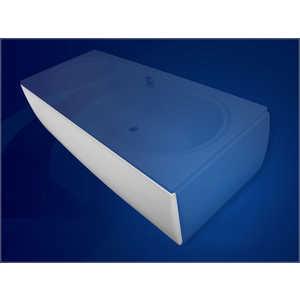 Фронтальная панель Vagnerplast универсальная 185 bianco (VPPA18502FP2-04)