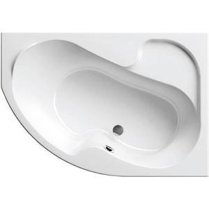 Акриловая ванна Ravak Rosa 140x105 правая, без гидромассажа (CV01000000) акриловая ванна ravak rosa ii 150x105 правая белая