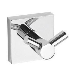 Крючок двойной Bemeta 55х60мм (132106032)