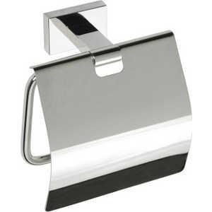 Держатель туалетной бумаги Bemeta с крышкой (118112012)