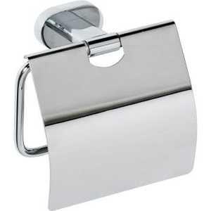 Держатель туалетной бумаги Bemeta с крышкой (118412011)