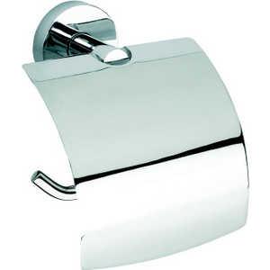 Держатель туалетной бумаги Bemeta с крышкой 150x85x150мм (104112012)