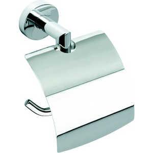 Держатель туалетной бумаги Bemeta с крышкой 150x90x150мм (104212012)