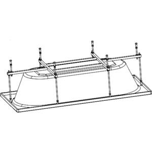 Каркас для ванны Riho Seth 180x86 (2YNST2044)