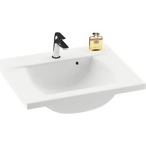 Раковина Ravak Classic 600 (XJD01160000) умывальник с пьедесталом das bathroom