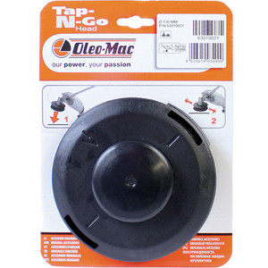 Триммерная головка Oleo-Mac Tap and Go 2.4мм (6301-9021) цена