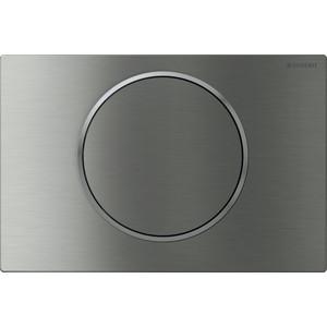 Кнопка смыва Geberit Sigma 10 нержавеющая сталь (115.758.SN.5)