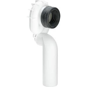 Сифон Viega D50, труба вертикальная D50 (492458) отвод viega 100551