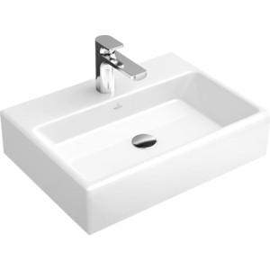 Раковина мебельная Villeroy Boch Memento plus 60х42см с 1 отв белый альпин (5133 6LR1)