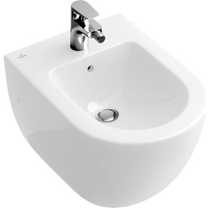 Биде подвесное Villeroy Boch Subway plus (7400 00R1)